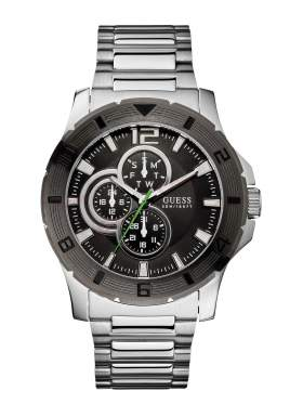 GUESS Multi Function Stainless Steel Bracelet W11617G1