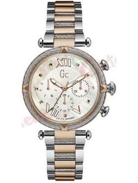 GC Y16002L1 Γυναικείο Ρολόι Quartz Χρονογράφος