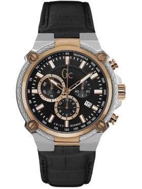 GC Y27001G2 Ανδρικό Ρολόι Quartz Χρονογράφος Ακριβείας