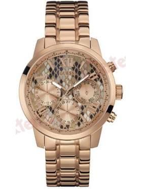 Guess W0330L16 Γυναικείο Ρολόι Quartz Multi-Function
