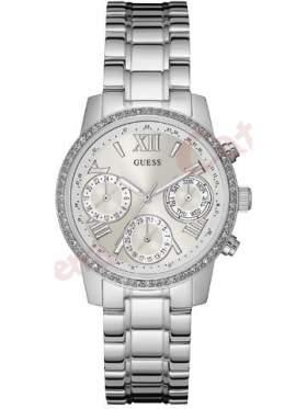 Guess W0623L1 Γυναικείο Ρολόι Quartz Multi-Function