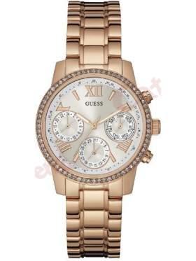 Guess W0623L2 Γυναικείο Ρολόι Quartz Multi-Function