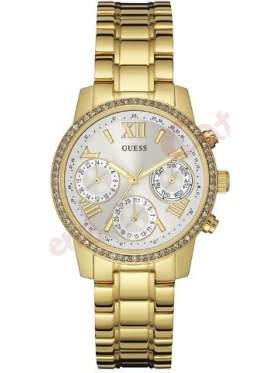 Guess W0623L3 Γυναικείο Ρολόι Quartz Multi-Function