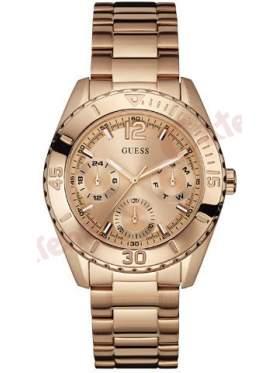 Guess W0633L2 Γυναικείο Ρολόι Quartz Multi-Function