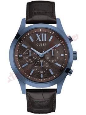 GUESS W0789G2 Ανδρικό Ρολόι Quartz Χρονογράφος Ακριβεία