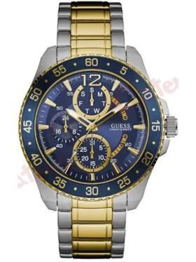 GUESS W0797G1 Ανδρικό Ρολόι Quartz Multi-Function