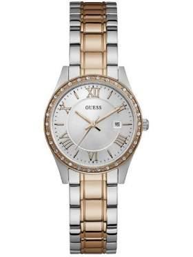 GUESS W0985L3 Γυναικείο Ρολόι Quartz Ακριβείας
