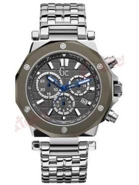 GC X72009G5S Ανδρικό Ρολόι Quartz Χρονογράφος Ακριβείας 30376c1d47b