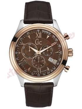 GC Y04003G4 Ανδρικό Ρολόι Quartz Χρονογράφος Ακριβείας 3be59d05861